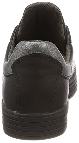 Esprit Noir Basses Femme Sita Sneakers Black Up Lace rwHrqaY