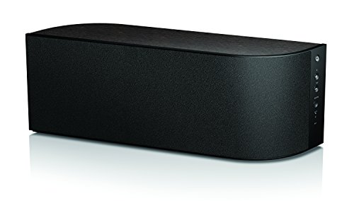 Wren Sound V5US Wireless speaker with AirPlay, Bluetooth and DTS Play-FI - (Wenge with Espresso Finish) by Wren Sound Systems