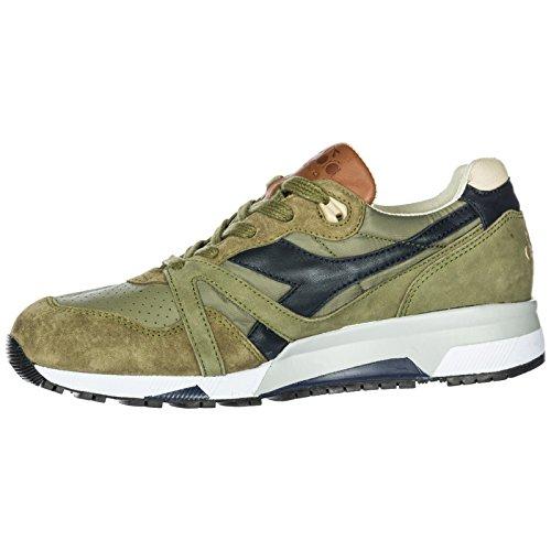 Venta En Línea Precio Más Barato La Mejor Venta Venta En Línea Diadora Heritage Scarpe Sneakers Uomo Nuove Originale N9000 H Verde AI6K5j3r2f