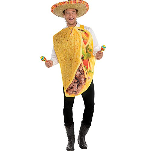 Amscan 8400079 Costume, One size, Multicolor]()