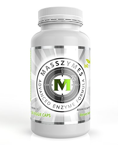 - MassZymes - Premium Digestive Enzyme Supplement for Women and Men - Most Potent Enzyme Formula on The Planet - Now with AstraZyme (120 Capsules)