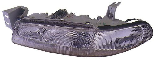 For 1993 1994 1995 1996 1997 Mazda 626 Headlight Headlamp Assembly Passenger Right Side Replacement -