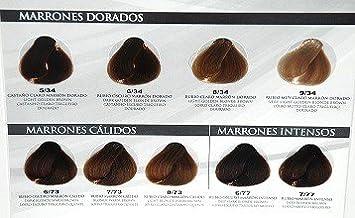 Tinte Olvi Profesional 60ml 8/73 Rubio Claro Marron Dorado ...