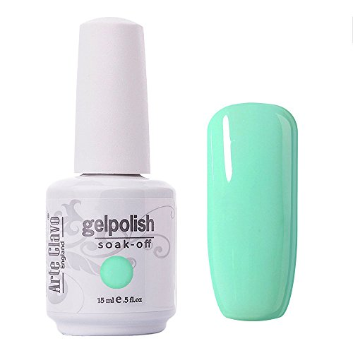 nail salon manicure varnish soak