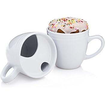 Amazon.com | Donut Warming Coffee Mug (Aka The Best ...