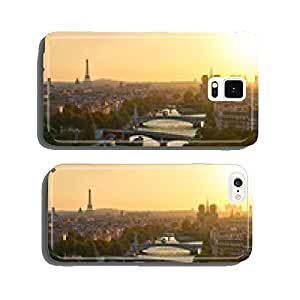 All Paris at sunset cell phone cover case iPhone6