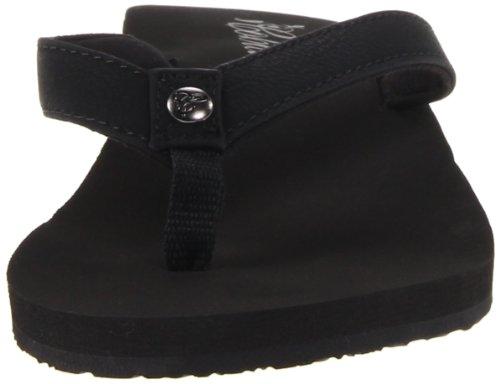 Cobian Womens Maigre Sandale De Rebond Noir