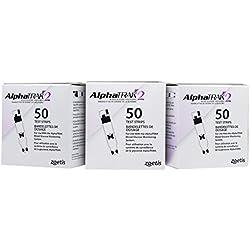 AlphaTRAK 2 Blood Glucose Test Strips, 150 Count