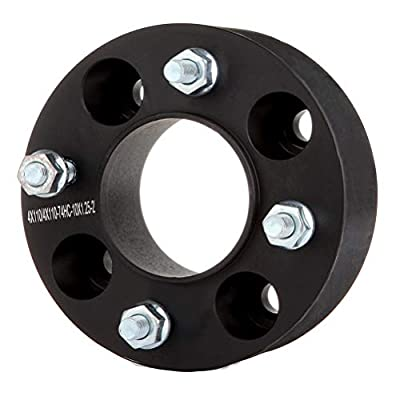 ECCPP Replacement for Hubcentric Wheel Spacer, Wheel Spacers 4 Lug 2Pcs 2