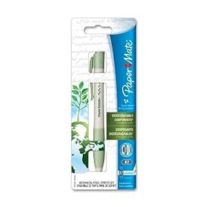 Paper Mate Biodegradable 0.7mm Mechanical Pencil Starter Set, 1 Mechanical Pencil