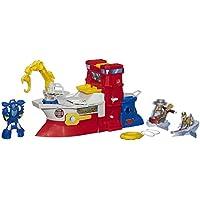 Playskool Heroes Transformers Rescue Playset