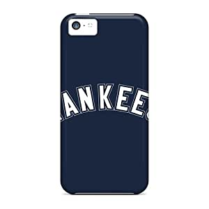 New Style Carolcase168 Hard Cases Covers For Iphone 5c- New York Yankees