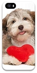LJF phone case Sunbeam DIY Animal Dog Case for iphone 4/4s
