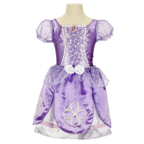 [Sofia the First Sofia's Transforming Dress] (Sofia The First Dress Up Costume)