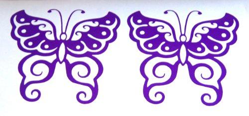 purple auto decals - 5