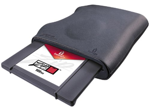Iomega 31713 100MB USB Powered Zip Drive - VL Series