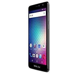 "Blu Studio Xl 2 - 6.0"" 4g Lte Gsm Unlocked Smartphone - 4,900mah Battery -Black"