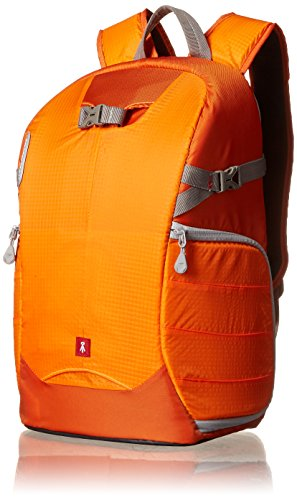 AmazonBasics Trekker Camera Backpack Orange