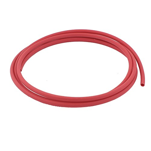 G&S 10mm Polyolefin Heat Shrink-Tube Sleeve (2 Meters, Red) Price & Reviews