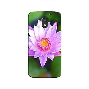 Cover It Up - Lotus Focus Moto E3 Hard Case