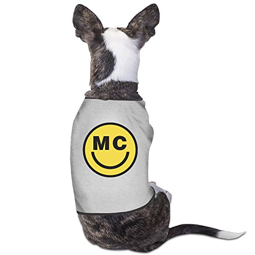 PET-Cool Miley Cyrus Smiley Face Pet Dog Shirt.
