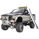 Tamiya Toyota Hilux High Lift 4X4 3SPD Vehicle