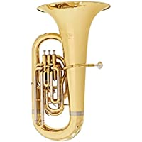 Coppergate 4 Valve Professional Eb Tuba By Gear4music