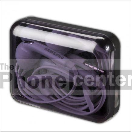 TPC© Original Kopfhörer Freisprecheinrichtung Samsung eo-eg920bw für Galaxy S6, S7, Edge, Plus, Note 4,5, Headset Earbuds, weiß, Retail Blister