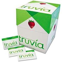 Truvia 8845 Natural Sugar Substitute, 140 Packets/Box