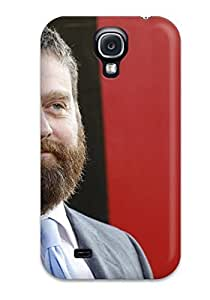Awesome Design Zach Galifianakis Hard Case Cover For Galaxy S4 by heywan
