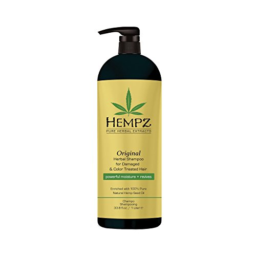 Hempz Original Shampoo Damaged Treated