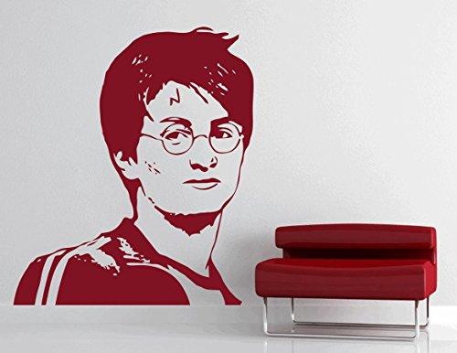 DreamKraft Harry Potter Wall Decor Art Stickers Vinyl Decals Home Decor for Living Room & Kids bedroom (18X20 Inch)