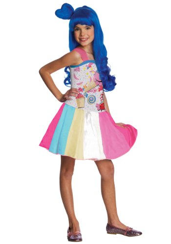 Katy Perry Candy Gurl Costume Size: Small -