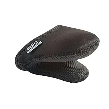 BUILT NY Mini Grip Neoprene Pot Holder, Black