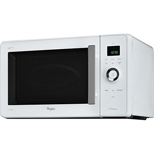 Whirlpool jq280wh Horno Microondas Jet Cousine con grill y ...