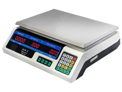Digital Scale Deli Food Price Computing Retail 66lb Fruit Produce Counting LB//KG