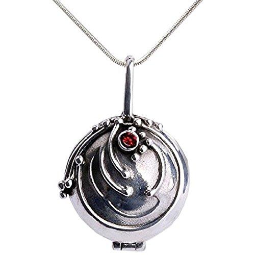 [Iumer Verbena Necklace Katherine's Anti Sunlight Exposure Pendant Jewelry] (The Vampire Diaries Katherine Halloween Costume)