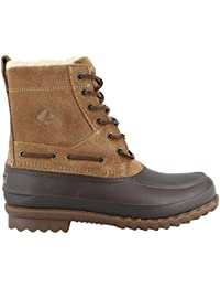 Sperry Mens Decoy Boot Shearling Waterproof