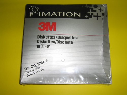 3M, Imation, Diskettes, 8
