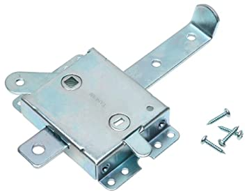 garage door latchAmazoncom Stanley Hardware 730920 Garage Door Side Lock Home