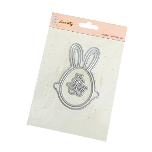 (VESNIBA New Metal Cutting Dies Stencils DIY Scrapbooking Album Paper Card Stencils)