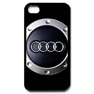 iphone4 4s Black Audi phone cases protectivefashion cell phone cases HYQT5829866