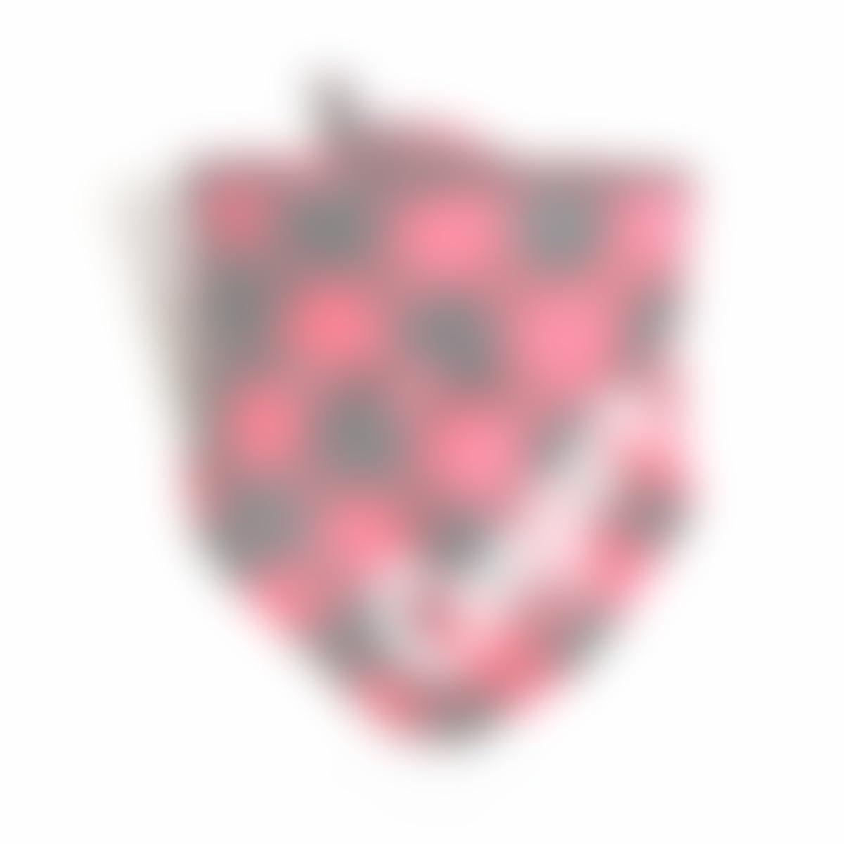 0fee1a3f276a Amazon.com  Black Red Buffalo Plaid Bandana - Tie on Classic Flannel Pet Bandana  Scarf