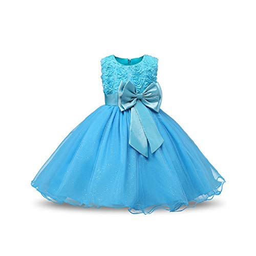 elecouble Christmas Baby Girls Dress for Prom