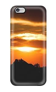 Herbert Mejia's Shop Best 6431088K17316898 Pretty Iphone 6 Plus Case Cover/ Beautiful Sunset Hd Series High Quality Case
