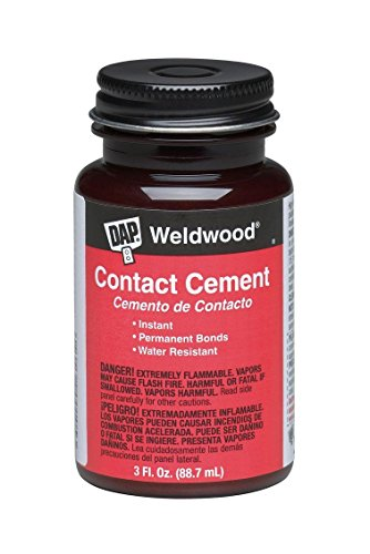 Weldwood Contact Cement 3 fl.oz. (Pack of 2) ()