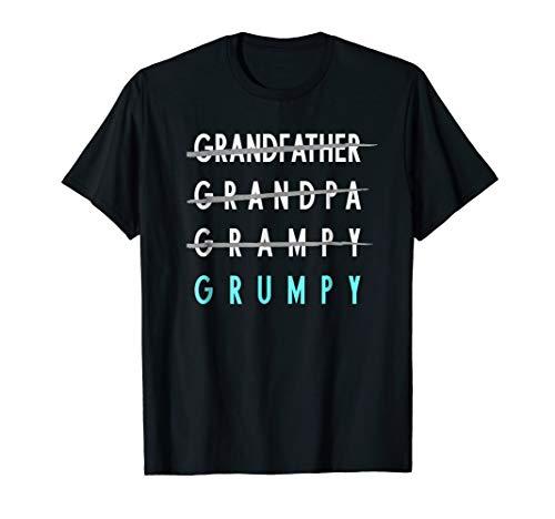Funny Grumpy Grandfather ()