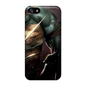 Bumper Hard Cell-phone Cases For Iphone 5/5s (Ofz19119djmJ) Unique Design Lifelike Raphael Teenage Mutant Ninja Turtles Image