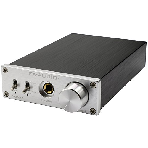 FX Audio DAC-X6 24BIT/192 Optical/Coaxial/USB Digital for sale  Delivered anywhere in USA