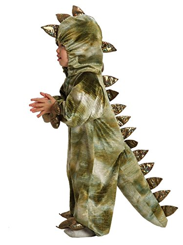 T-Rex Costume Green]()